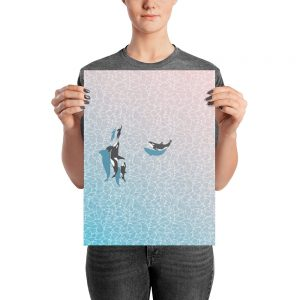 Orca-and-swimmer_mockup_Person_Person_12x16